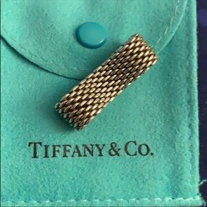 Tiffany & Co. Jewelry - Authentic Tiffany and Co. Somerset ring 10